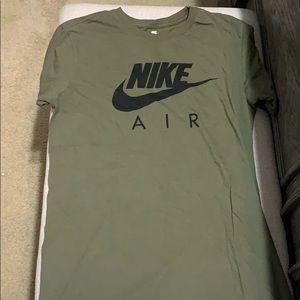 Nike Forest Green Tee
